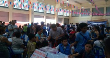 NPC-UNTV goes East for free medical mission